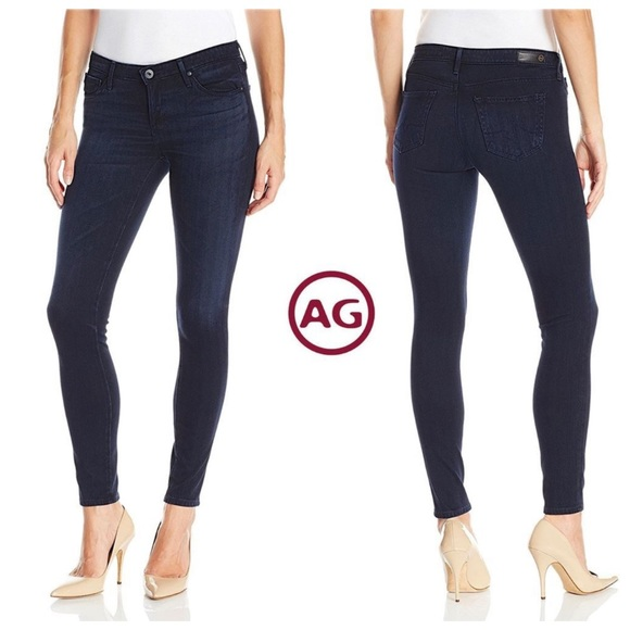 AG Adriano Goldschmied Womens Legging Super Skinny Ankle